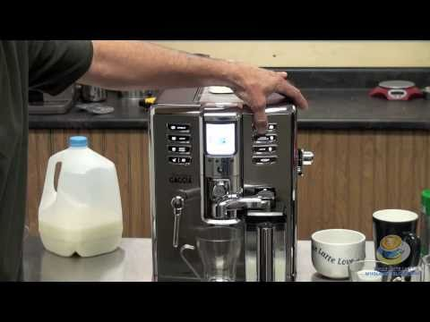 Gaggia Accademia: Unboxing and Introduction