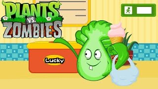 Plants vs. Zombies Animation : Lucky draw
