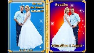 Svadba Almedina i Asmir (1) dio 24-08-2018 Šarenjak Lug Muz Mersed Hodžić i Esmeralda Asim Snimatelj