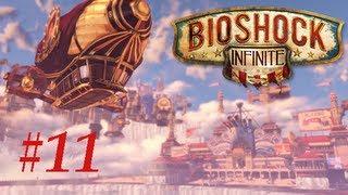 BioShock Infinite: PC Hard Gameplay- Max settings [Part 11]