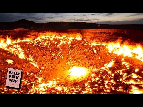 10 Strangest Holes on Earth
