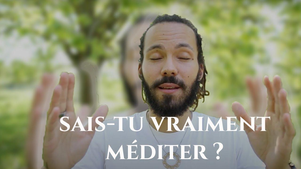 3 SIGNES QUI PROUVENT QUE TU SAIS MÉDITER (méditation) - YouTube