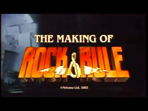 The Making of Rock & Rule