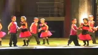 School  performance  by  angel