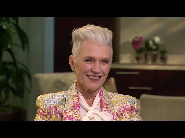 Full Interview: Maye Musk, Mother Of Elon Musk, Talks About Her Extraordinary Life