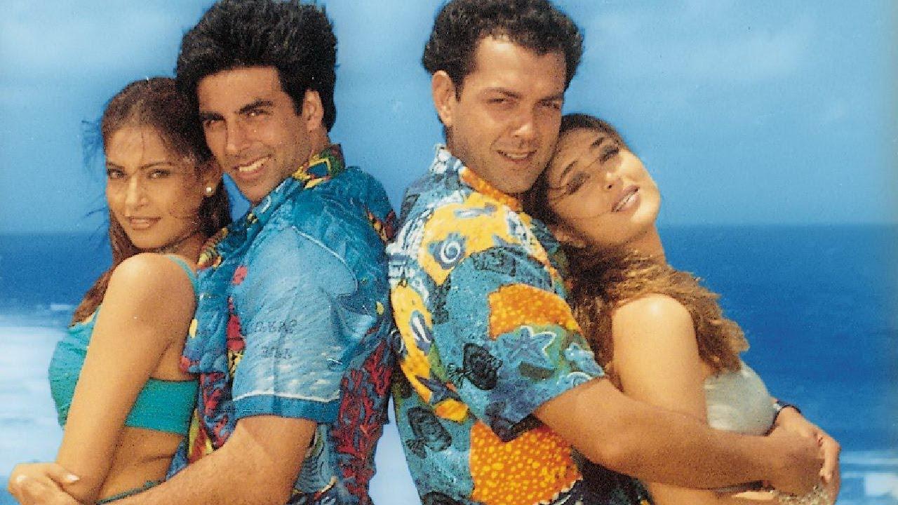 Download Kasam Se Teri Aankhen Aaiya Re Aaiyaa - Ajnabee - Akshay, Kareena, Bipasha & Bobby