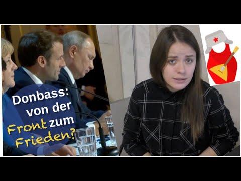 Donbass: Von der Front zum Frieden?