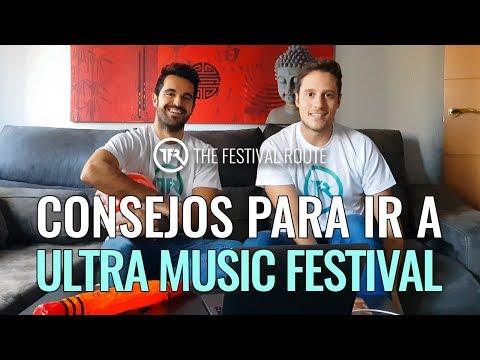 CONSEJOS PARA IR A ULTRA MUSIC FESTIVAL (MIAMI): Entradas, precios y qué no te puedes olvidar