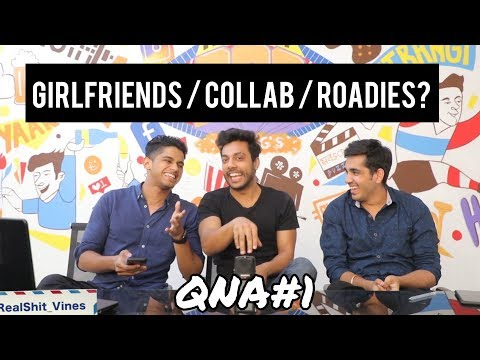GIRLFRIENDS, PAKISTANI YOUTUBERS, COLLAB, ROADIES ?? | QNA#1 | DSP VLOGS