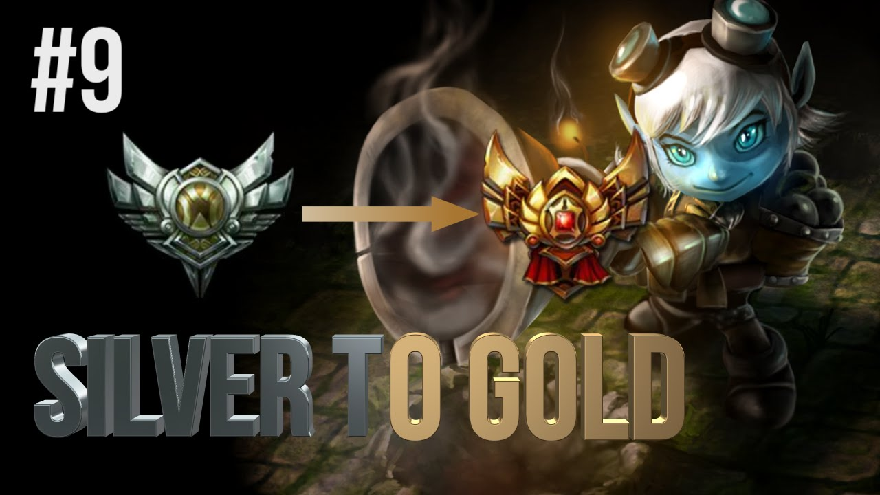 how to get to silver league of legends