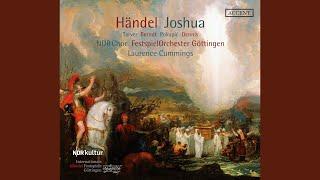 Joshua, HWV 64, Act II: Flourish of Warlike Instruments