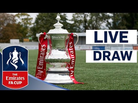 Emirates FA Cup Third Round Draw   Emirates FA Cup 2017/18
