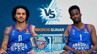 @Migros Türkiye  ile 1 Şarkı 1 Film: Shane Larkin vs. Rodrigue Beaubois