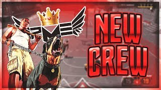 THE ANNOUNCEMENT OF THE BRAND NEW CREW IN THE 2K COMMUNITY | THE BEST CREW EVER ASSEMBLED!