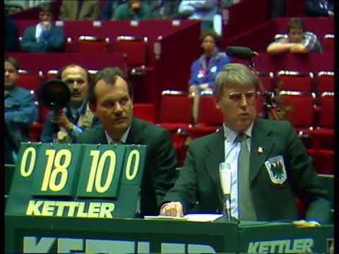 1989 40th WTTTC  Appelgren vs Jiang jialiang(China-Sewden final)