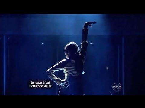 Zendaya & Val - Dancing With The Stars Season 16 - All Performances