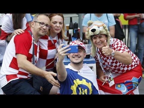 مشهد احتفالي في موسكو بانتظار المباراة النهائية لكأس العالم…  - نشر قبل 4 ساعة
