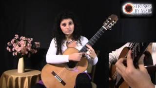 Bar Chords - Strings by Mail Lessonette   Gohar Vardanyan