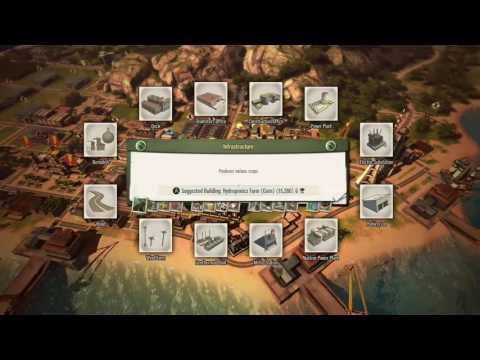 Tropico 5: Waterborne Campaign Part 3 |