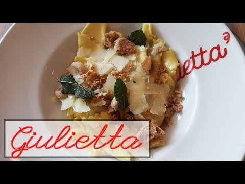 Comer en Restaurante italiano Giulietta, Madrid