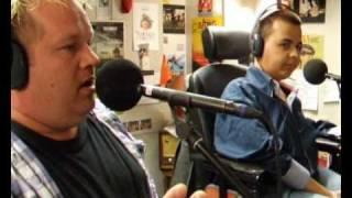Lytse Hille  &  Hendrik Hofstra - Harmonica Jim,   Live  yn  Noardewyn