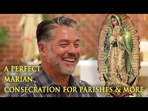 The Marian Consecration That is Enlivening Parishes across the Country! Mary's Mantle Consecration