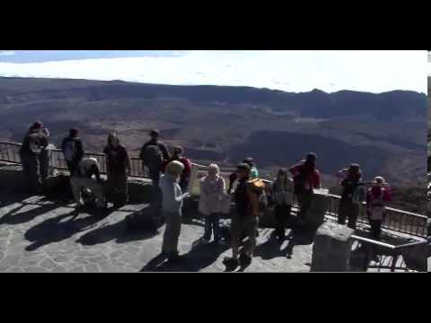 Environment, Natural Resources and Geography Tenerife field trip