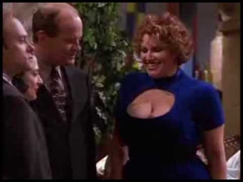 Frasier  Cousin Yvonne Episode Beware of Greeks