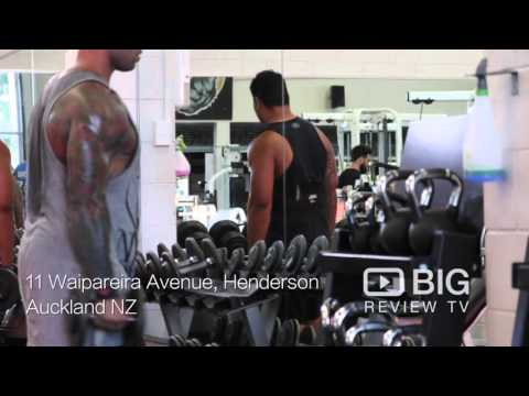 Wolf's Gym Fitness Center In Henderson Auckland For Personal Training And Workout