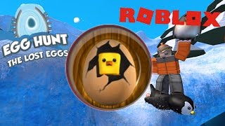 Peep-A-Boo Egg | Roblox Egg Hunt 2017 The Lost Eggs Tutorial