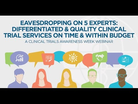 [On-Demand Webinar] Eavesdropping on 5 Clinical Trial Experts
