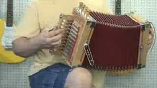 Basic Introduction to the Cajun Accordion