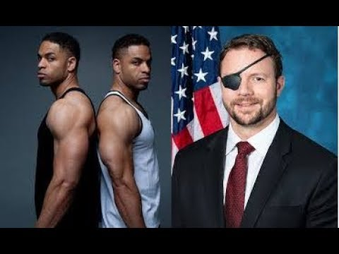Clarey Test Dan Crenshaw and the Hodge Twins