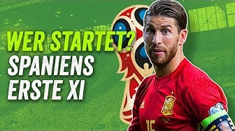 Kein Isco oder Morata?! 😱Spaniens beste Aufstellung für die WM 2018 - Wer startet?