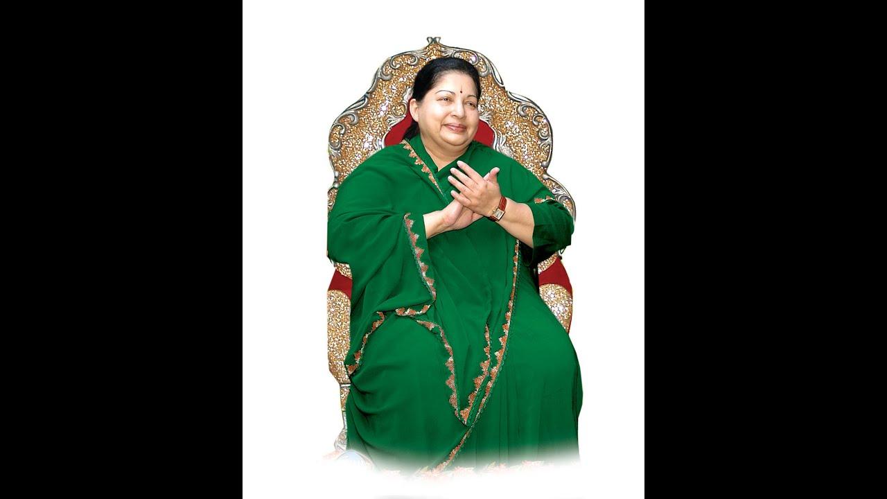 Tamilnadu C.M Dr J.J AMMA Tamil thai valthu A.muthuraam - YouTube