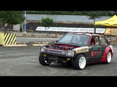 The best of VTEC and VVTi sounds - Slalom Racing
