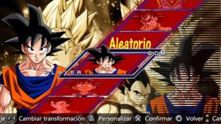 Dragon ball z shin budokai 2 juego mod (game mod) descargar