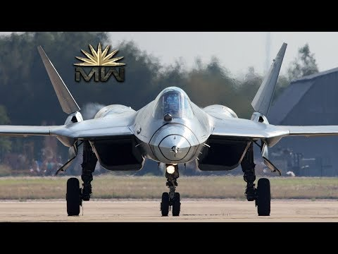 Sukhoi PAK FA (T-50) Stealth Air Superiority Fighter - Russian Air Force [Review]
