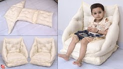 Baby's Sofa Chair DIY | Sofa Making Idea at Home