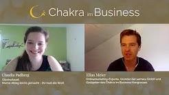 Chakra im Business mit Elias Meier