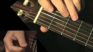 O CHRISTMAS TREE: Easy Guitar Lesson + TAB by GuitarNick