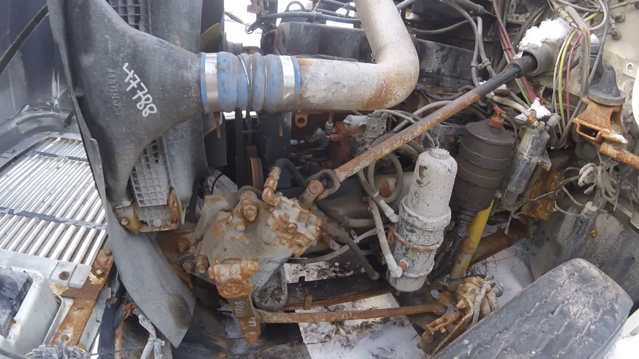 Engine, Cummins, M11 celect plus, 370 hp, Runner, QualityB, Stock# 1A1E47788