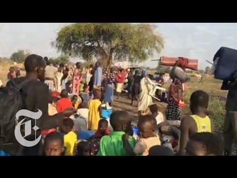 Times Minute 1/3/14 | Displaced in South Sudan | The New York Times