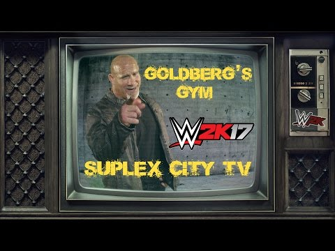 WWE 2K17: Goldberg