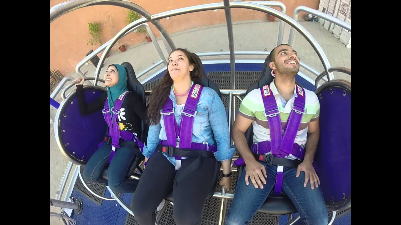 Download GMAX Reverse Bungy in Mall of Arabia - Cairo - Egypt