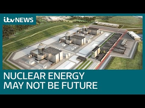 Toshiba winds up Moorside nuclear arm in Cumbria   ITV News