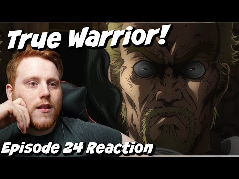 Prologue Completed! Vinland Saga Episode 24 Reaction