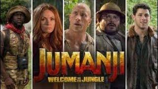 Джуманджи: Зов джунглей //Смотреть онлайн фильм (Русский Трейлер)RU 2018