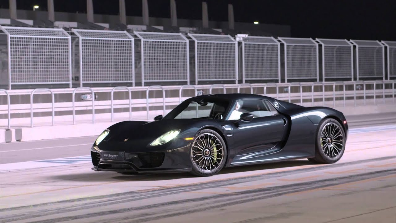 2014 porsche 918 spyder review test drive youtube. Black Bedroom Furniture Sets. Home Design Ideas