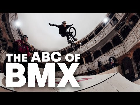 Everything You Need To Know About BMX | ABC Of BMX Part 1